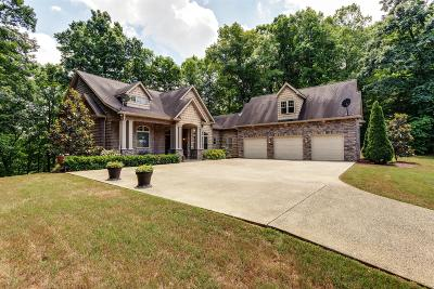 Franklin County Single Family Home For Sale: 90 Grandview Lake Rd