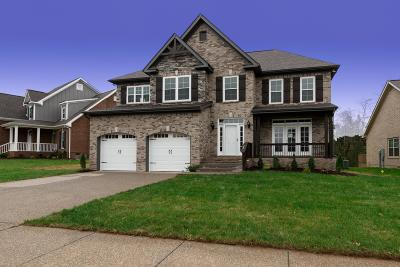 Spring Hill Single Family Home For Sale: 7014 Minor Hill Dr. Lot 251