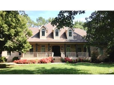 Brentwood Single Family Home Active Under Contract: 1840 Harpeth River Dr