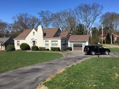 Belle Meade Single Family Home For Sale: 4312 Glen Eden Dr