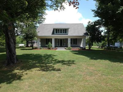 Pulaski Single Family Home For Sale: 1400 Ragsdale Ln