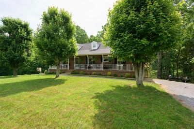 Ashland City Single Family Home Active Under Contract: 1033 Ridgeview Rd