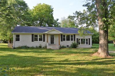 Marshall County Single Family Home For Sale: 206 Broadview St