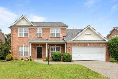 Mount Juliet Single Family Home For Sale: 114 Normandy Dr