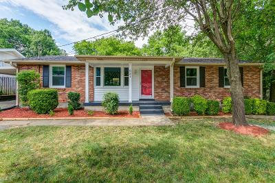 Madison Single Family Home Active Under Contract: 621 Roosevelt Ave
