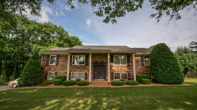 Gallatin Single Family Home For Sale: 860 Newton Ln