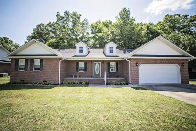 Single Family Home Sold: 134 Hunt Creek Rd