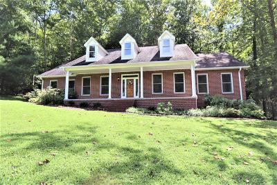 Pegram Single Family Home For Sale: 1029 Garland Hollow Rd