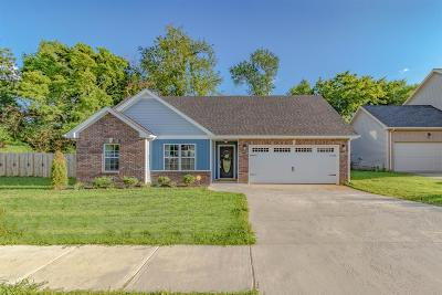 Oak Grove Single Family Home For Sale: 209 Azalea Drive