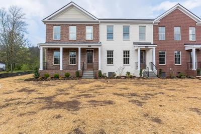 Franklin  Single Family Home For Sale: 219 Gateway Ct