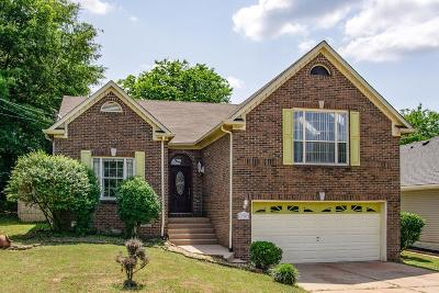 Columbia  Single Family Home For Sale: 1707 University Dr