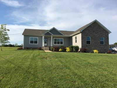 Lewisburg Single Family Home For Sale: 1380 McCool Rd