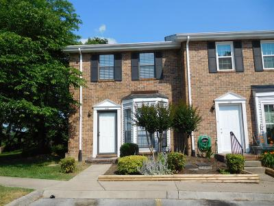 Antioch  Condo/Townhouse Active Under Contract: 445 Claircrest Dr