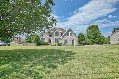 Fairview Single Family Home Active Under Contract: 7288 Old Franklin Rd