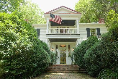 Gallatin Single Family Home For Sale: 588 Douglas Lane