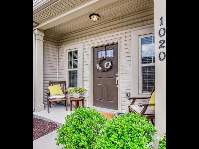 Old Hickory Condo/Townhouse For Sale: 1020 Chatsworth Drive