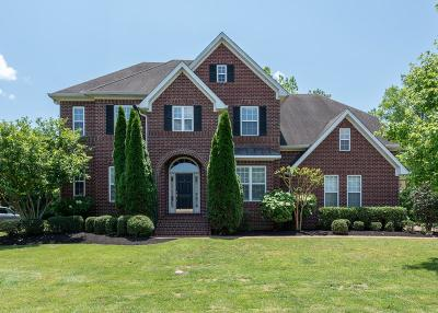 Brentwood  Single Family Home Active Under Contract: 332 Shadow Creek Dr