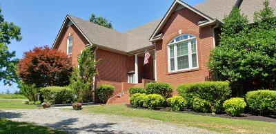 Springfield Single Family Home For Sale: 3072 Lipscomb Rd