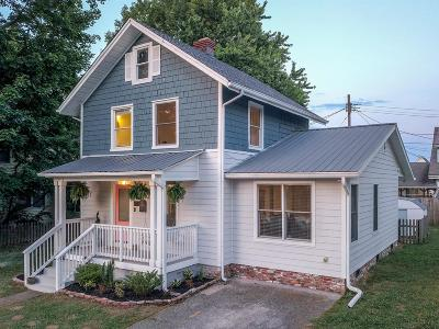 Davidson County Single Family Home Active Under Contract: 903 Clarke St