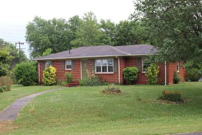 Smithville TN Single Family Home For Sale: $100,000
