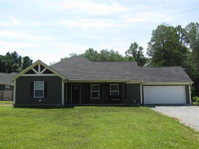 White Bluff Single Family Home For Sale: 17 Bluff Ct