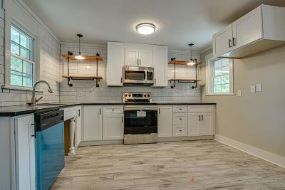 Goodlettsville Single Family Home Active Under Contract: 209 Moncrief Ave