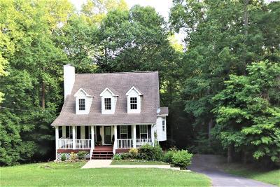 Kingston Springs Single Family Home For Sale: 1060 Timber Ridge Ct