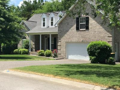 Thompsons Station  Single Family Home Active Under Contract: 3024 Liverpool Dr