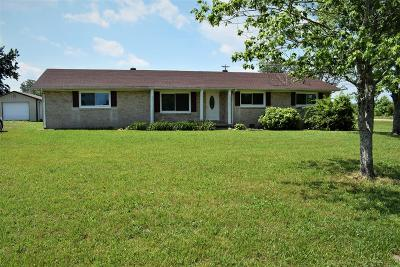 Leoma Single Family Home For Sale: 118 Horseshoe Bend Rd