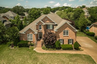 Hendersonville Single Family Home For Sale: 103 Glen Leven Way