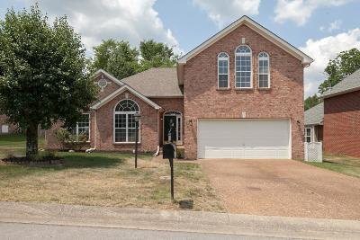 Hermitage Single Family Home For Sale: 309 Moonwater Ct