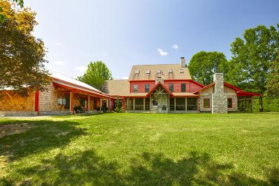 Sumner County Single Family Home For Sale: 1032 Ralph Hollow Rd