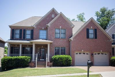 Nolensville Single Family Home For Sale: 4812 Powder Spring Rd