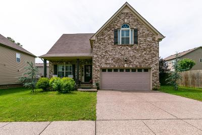 Williamson County Single Family Home For Sale: 1038 Achiever Cir