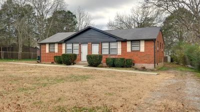 Rutherford County Rental For Rent: 134 Hazelwood Ln #A