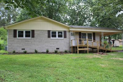 Lawrenceburg Single Family Home For Sale: 1615 Grandaddy Rd