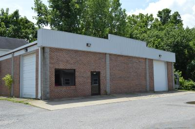 Adams, Clarksville, Springfield, Dover Commercial For Sale: Barker