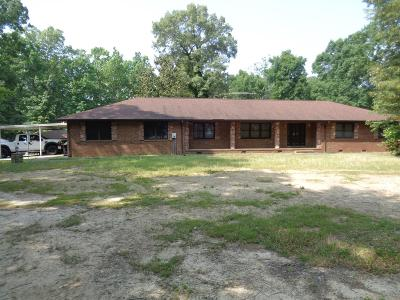 Franklin County Single Family Home For Sale: 3523 Awalt Rd