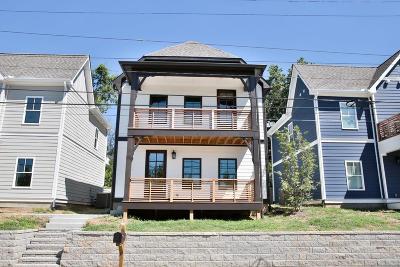 East Nashville Single Family Home For Sale: 1209 Davidson St