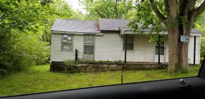 Marshall County Single Family Home For Sale: 627 Thomas St