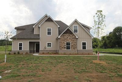 La Vergne Single Family Home For Sale: 309 Buckadee Rd (Lot 155)