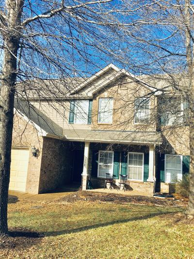 Franklin Single Family Home For Sale: 3158 Winberry Dr