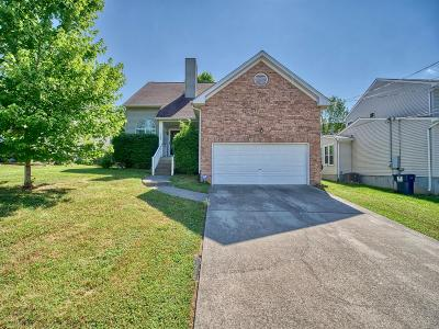 Goodlettsville Single Family Home Active Under Contract: 3005 Creekview Ln
