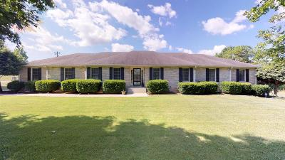 Gallatin Single Family Home For Sale: 1398 Hartsville Pike