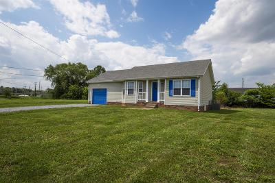 Oak Grove Single Family Home Active Under Contract: 242 Waterford Drive