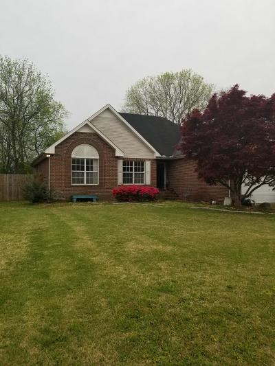Old Hickory Single Family Home Active Under Contract: 649 Kingsway Dr