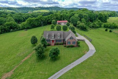Lewisburg Single Family Home For Sale: 1001 Buddy Jones Rd