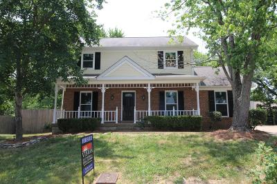 Antioch  Single Family Home For Sale: 520 Spring Garden Ct