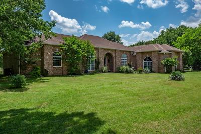 Murfreesboro Single Family Home For Sale: 1160 Deer Run Rd