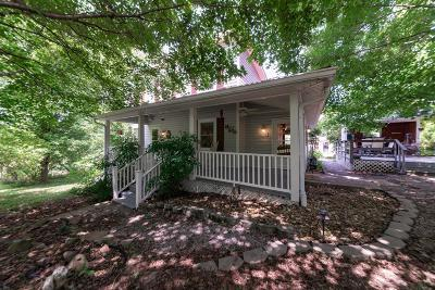 Ashland City Single Family Home Active Under Contract: 2820 Mosley Ferry Rd